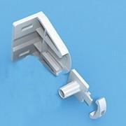 Боковой кронштейн для МИНИ рулонной шторы на трубу 17-19 мм - цена за 1 шт.