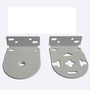 Кронштейны металлические 63 мм для механизма ЛОВОЛАЙТ труба 32 мм рулонных штор - цена за 1 комплект