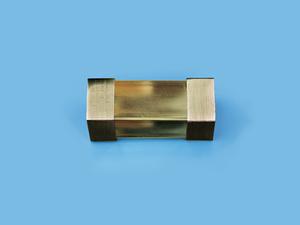 КВАДРО АНТИК ЗОЛОТО - наконечник для металлического карниза - выбор формы и цвета