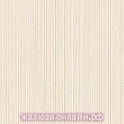 ЛАЙН 02 КРЕМОВЫЙ - Ламели вертикальные из ткани без карниза - цена за 1 кв. метр с грузилами и цепочкой
