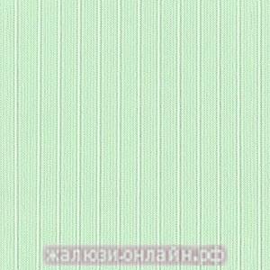 ЛАЙН 27 САЛАТОВЫЙ - Ламели вертикальные из ткани без карниза - цена за 1 кв. метр с грузилами и цепочкой