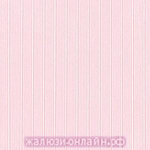ЛАЙН 33 РОЗОВЫЙ - Ламели вертикальные из ткани без карниза - цена за 1 кв. метр с грузилами и цепочкой