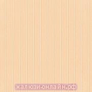 ЛАЙН 35 АБРИКОС - Ламели вертикальные из ткани без карниза - цена за 1 кв. метр с грузилами и цепочкой