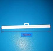 Ламеледержатель 127мм - запчасть для вертикальных жалюзи 127 мм - цена за 1 шт.