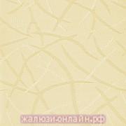 ЛЕТО 03 ЖЁЛТЫЙ - Ламели вертикальные из ткани без карниза - цена за 1 кв. метр с грузилами и цепочкой