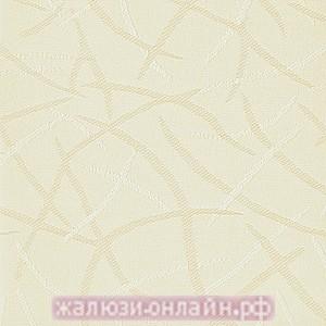 ЛЕТО 05 СВЕТЛО-ЖЁЛТЫЙ - Ламели вертикальные из ткани без карниза - цена за 1 кв. метр с грузилами и цепочкой