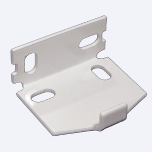 LUX - кронштейн 31,2 мм для рулонных штор - цена за 1 комплект