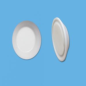 Магнит белый на нижнюю планку для рулонных штор - цена за 1 шт.