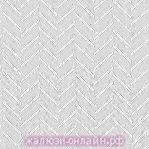 МАРАН 01 БЕЛЫЙ - Вертикальные жалюзи с карнизом и тканью - цена за 1 кв. метр включает всё