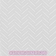 МАРАН 01 БЕЛЫЙ - Ламели вертикальные из ткани без карниза - цена за 1 кв. метр с грузилами и цепочкой