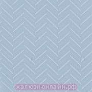 МАРАН 10 ГОЛУБОЙ - Вертикальные жалюзи с карнизом и тканью - цена за 1 кв. метр включает всё