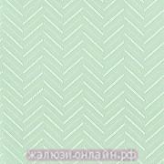 МАРАН 27 САЛАТОВЫЙ - Ламели вертикальные из ткани без карниза - цена за 1 кв. метр с грузилами и цепочкой