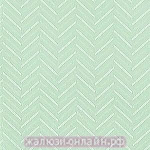 Жалюзи вертикальные тканевые МАРАН-27 САЛАТОВЫЙ с карнизом и тканью - цена за 1 кв. метр включает всё