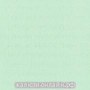 МИЛАНО 27 САЛАТОВЫЙ - Ламели вертикальные из ткани без карниза - цена за 1 кв. метр с грузилами и цепочкой
