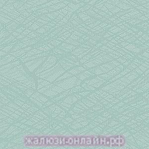 МИСТЕРИЯ 27 САЛАТОВЫЙ - Ламели вертикальные из ткани без карниза - цена за 1 кв. метр с грузилами и цепочкой