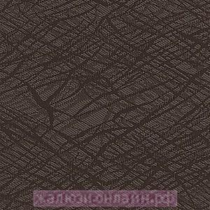 МИСТЕРИЯ 36 ЧЁРНЫЙ - Ламели вертикальные из ткани без карниза - цена за 1 кв. метр с грузилами и цепочкой