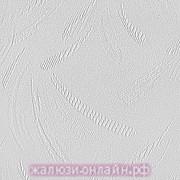 ПАЛОМА 01 БЕЛЫЙ - Ламели вертикальные из ткани без карниза - цена за 1 кв. метр с грузилами и цепочкой