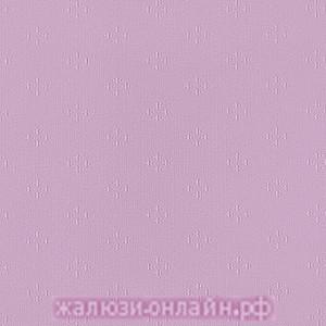 ПОЛЮС 96 РОЗОВЫЙ - Ламели вертикальные из ткани без карниза - цена за 1 кв. метр с грузилами и цепочкой