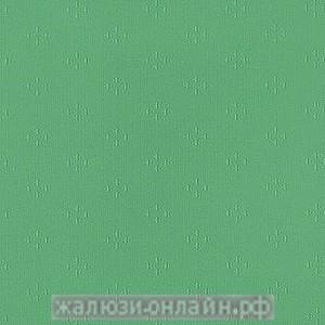 Вертикальные жалюзи ПОЛЮС-М93 ЗЕЛЕНЫЙ с карнизом и тканью - цена за 1 кв. метр включает всё
