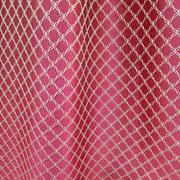 Римские шторы фото Портьерная ткань бордовая ромбы. Ширина - 280 см. Арт. PT2-4 - цена за 1 кв.м.