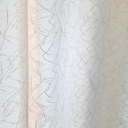 Римские шторы фото Портьерная ткань для штор Паутинка белая. Арт.PP1 - цена за 1 кв.м.