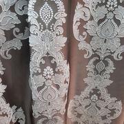 Римские шторы фото Портьерная ткань классика коричневая. Ширина - 280 см. Арт. KPT7-8 - цена за 1 кв.м.