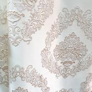 Римские шторы купить Портьерная ткань корона молочная. Ширина - 280 см. Арт. KPT4-203 - цена за 1 кв.м.