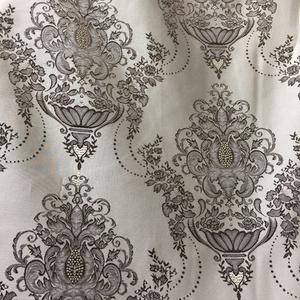 Римские шторы Портьерная ткань корона бежевая. Ширина - 280 см. Арт. PT3-14 купить на окна - цена за 1 кв.м.