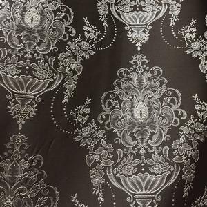 Римские шторы купить на окна - Портьерная ткань корона коричневая. Ширина - 280 см. Арт. PT3-8 - цена за 1 кв.м.