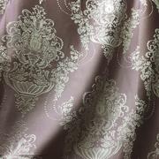 Римские шторы купить на окна - Портьерная ткань корона темно розовая. Ширина - 280 см. Арт. PT3-6 - цена за 1 кв.м.