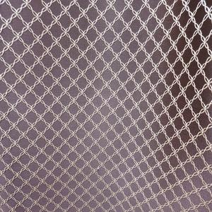 Римские шторы фото Портьерная ткань венге ромбы. Ширина - 280 см. Арт. PT2-204 - цена за 1 кв.м.