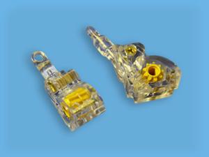 Механизм поворота ламели для горизонтальных жалюзи HOLIS - цена за 1 шт.