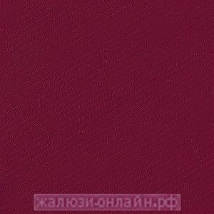 РАДУГА 19 БОРДО - Ламели вертикальные из ткани без карниза - цена за 1 кв. метр с грузилами и цепочкой