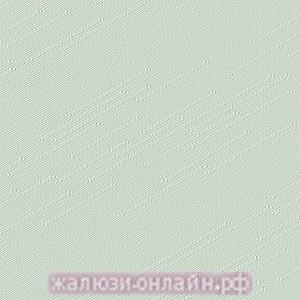 РАДУГА 27 САЛАТОВЫЙ - Ламели вертикальные из ткани без карниза - цена за 1 кв. метр с грузилами и цепочкой
