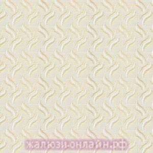 РЕГАЛ 29 БЕЖЕВЫЙ - Ламели вертикальные из ткани без карниза - цена за 1 кв. метр с грузилами и цепочкой