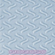 РЕГАЛ 10 ГОЛУБОЙ - Ламели вертикальные из ткани без карниза - цена за 1 кв. метр с грузилами и цепочкой
