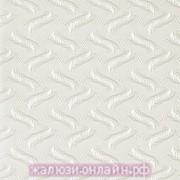 РЕГАЛ 22 СЛОНОВАЯ КОСТЬ - Ламели вертикальные из ткани без карниза - цена за 1 кв. метр с грузилами и цепочкой