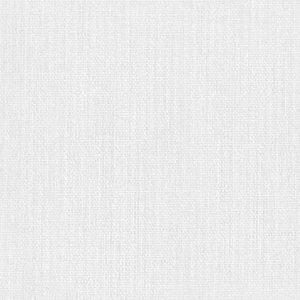 РЕСПЕКТ 01 БЕЛЫЙ - Ламели вертикальные из ткани без карниза - цена за 1 кв. метр с грузилами и цепочкой