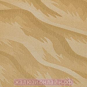 РИО 29 ТЕМНО-БЕЖЕВЫЙ - Ламели вертикальные из ткани без карниза - цена за 1 кв. метр с грузилами и цепочкой