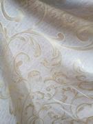 Римские шторы купить на окна - Ткань для портьер Цветы желтые. Арт. DJ-16R - цена за 1 кв.м.