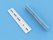 Удлинитель 10 см в коробке 100 шт. для вертикальных жалюзи 89 мм