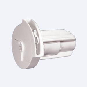 Вал управления LUX 34 мм левый или правый для 34 мм трубы рулонных штор - цена за 1 комплект