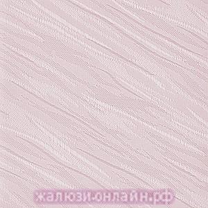 ВЕНЕЦИЯ 03 РОЗОВЫЙ - Ламели вертикальные из ткани без карниза - цена за 1 кв. метр с грузилами и цепочкой