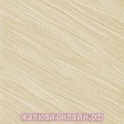 ВЕНЕЦИЯ 05 ЖЁЛТЫЙ - Ламели вертикальные из ткани без карниза - цена за 1 кв. метр с грузилами и цепочкой