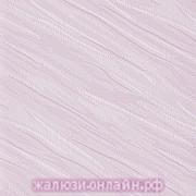 ВЕНЕЦИЯ 06 СИРЕНЕВЫЙ - Ламели вертикальные из ткани без карниза - цена за 1 кв. метр с грузилами и цепочкой