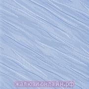 ВЕНЕЦИЯ 10 СВЕТЛО-ГОЛУБОЙ - Ламели вертикальные из ткани без карниза - цена за 1 кв. метр с грузилами и цепочкой