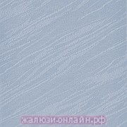 Жалюзи цена ВЕНЕЦИЯ-24 ГОЛУБОЙ - Вертикальные купить на окна с карнизом и тканью - цена за 1 кв. метр включает всё