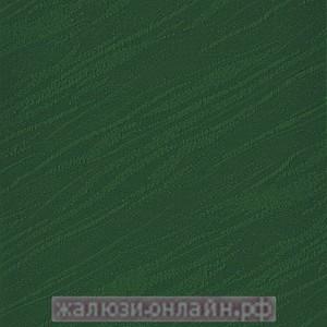 Купить вертикальные жалюзи ВЕНЕЦИЯ-СС14 МАЛАХИТ с карнизом и тканью - цена за 1 кв. метр включает всё