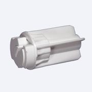 LUX - Заглушка верхней трубки 25 мм для рулонных штор - цена за 1 комплект