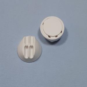 Держатель 3 мм цепи на скотче для горизонтальных жалюзи - цена за 1 шт.